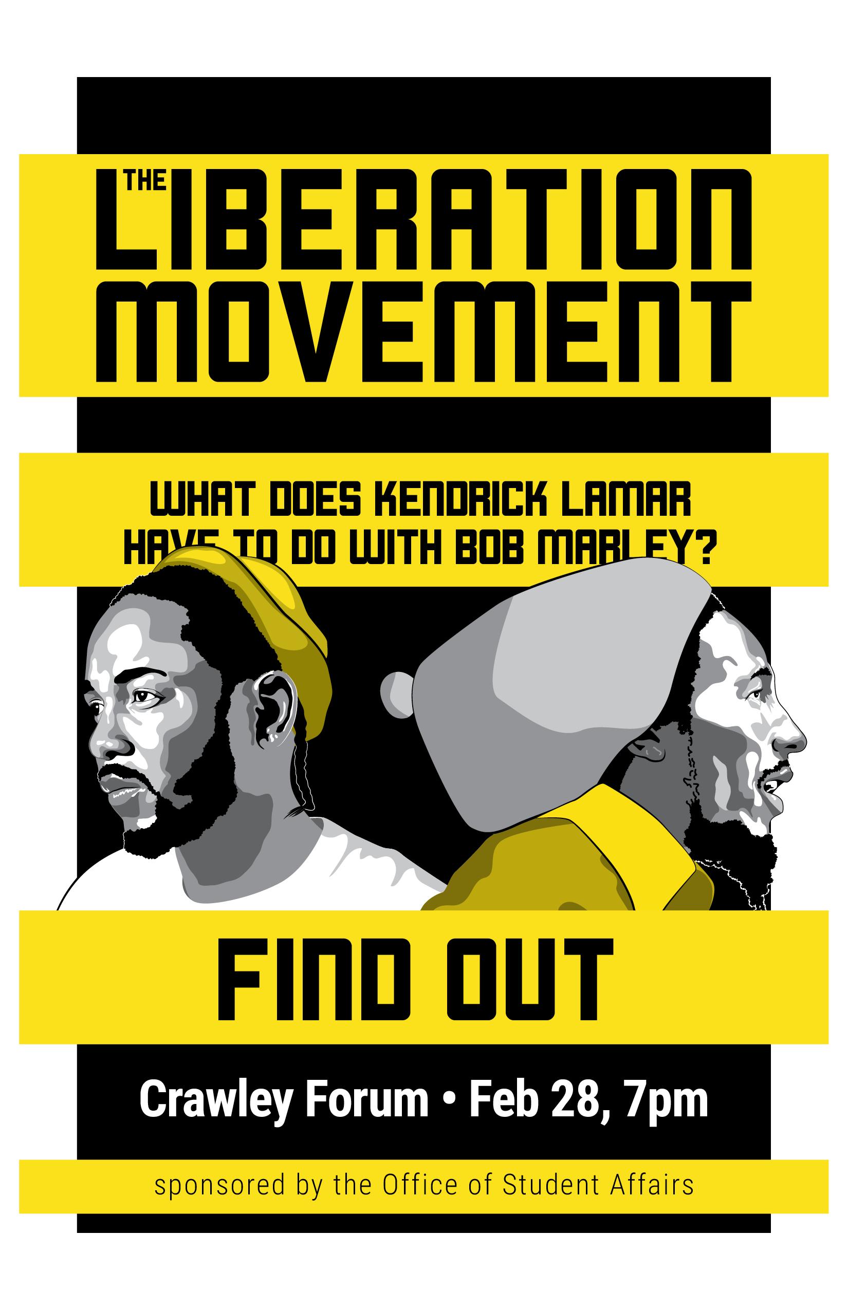Liberation Movement: Lama & Marley