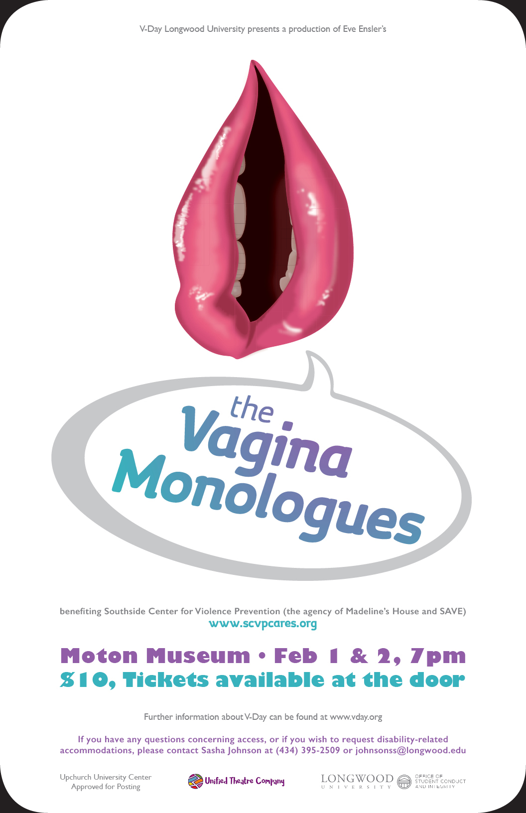 the Vagina Monologues 2019