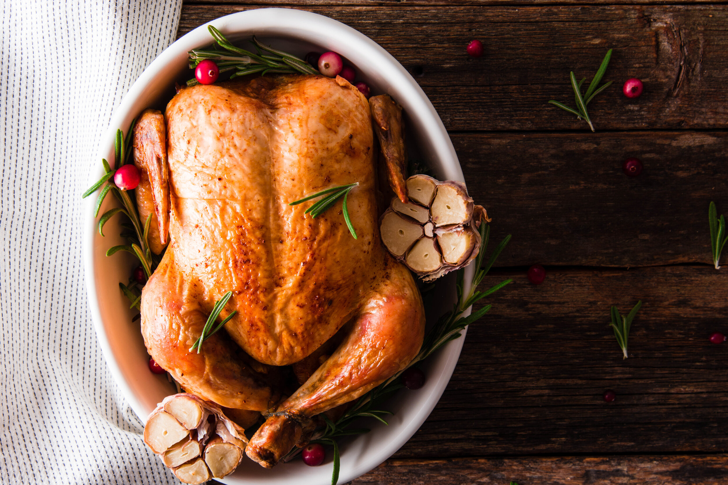Thanksgiving Turkeys - Pre-order yours through Uncle Dean's. Help us support local farmers! Live local, love local.