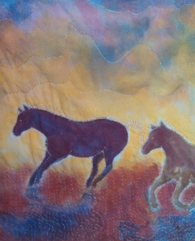 Racing the Sun by Crystal Lawrence