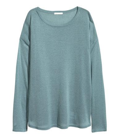 5. HM Fine Knit Sweater