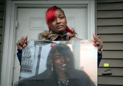 Fifty-five-year-old Bettie Jones was killed by a single bullet to the chest by a police officer on December 26, 2015. Her family has sued the city of Chicago.
