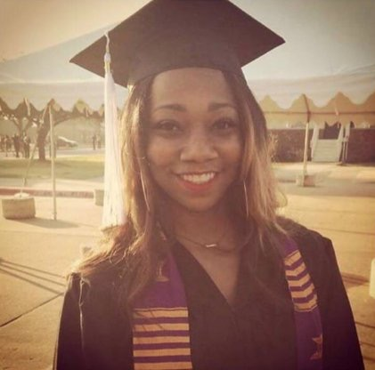 Taylor Hayden, 25, was shot and killed Saturday, July 23, 2016 outside an Atlanta nightclub when two rival groups started shooting.