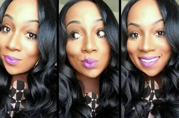 Rae'Lynn Thomas, 28, was shot to death in her home, allegedly by her mother's ex-boyfriend, Columbus, Ohio police say.