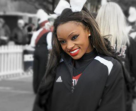 """Former University of Louisville cheerleader Shanae Moorman, 25, was killed in a car crash on August 6, 2016. The driver """"fled the scene"""" but was later arrested and charged with murder."""