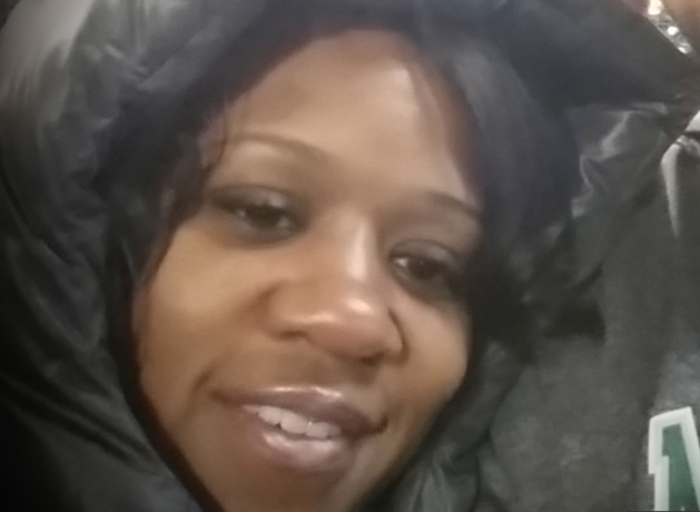 Ebony Byrom, 38, is dead after being shot and killed by her husband in her Macomb County home on October 1, 2016, according to police. The couple's 16-year-old son, who was in the home, is unharmed.