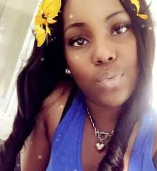 Jada Rankin, 15, died at the hospital on October 16, 2016 after being shot in the stomach by a motorist on a Detroit street. Police are searching for the suspect.