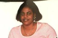 Mania Meneide, 44, was allegedly stabbed to death by her son in their Brockton, Massachussetts home on 11/30/16.