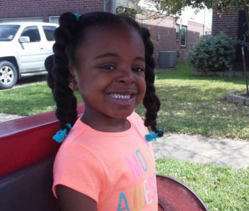 De'Maree Adkins was shot and killed early Saturday, Feb. 25 2017 after she and her mother were involved in a car accident in Houston, Texas. Police are searching for several suspects.