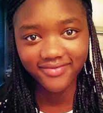 """Bianca Roberson, 18, was shot in the head on Wednesday, June 26, 2017, on her way home in a """"cat-and-mouse"""" road rage incident in Chester County, Pennsylvania, authorities say. A nationwide manhunt for a white man with blonde or light-colored hair is underway."""