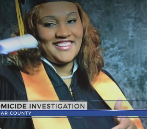 Davisha Harris, 19, was allegedly gunned down by her new boyfriend at some apartments in Lamar County, Mississippi on October 15, 2017. Police have charged him with murder.