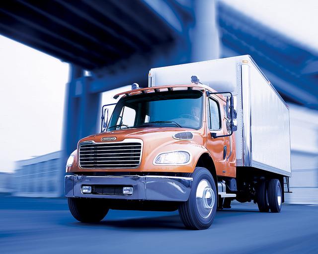 ecuamerica box truck