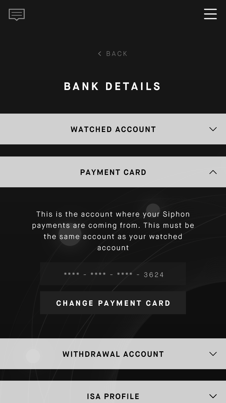 15.2 Bank details 'Payment' screen.png