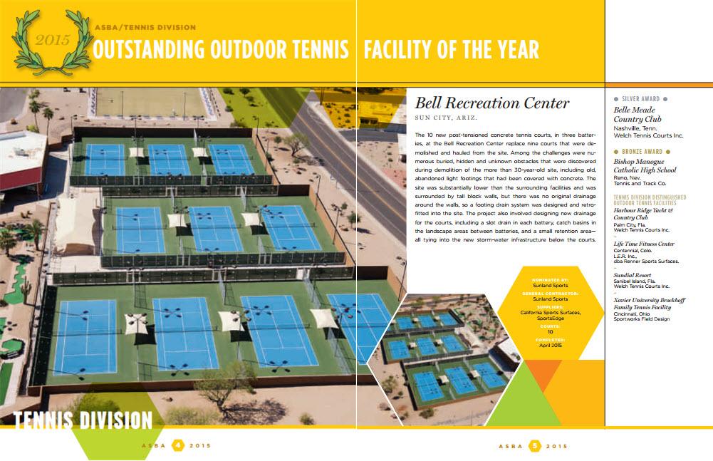Bell Recreation Center, Sun City Ariz.