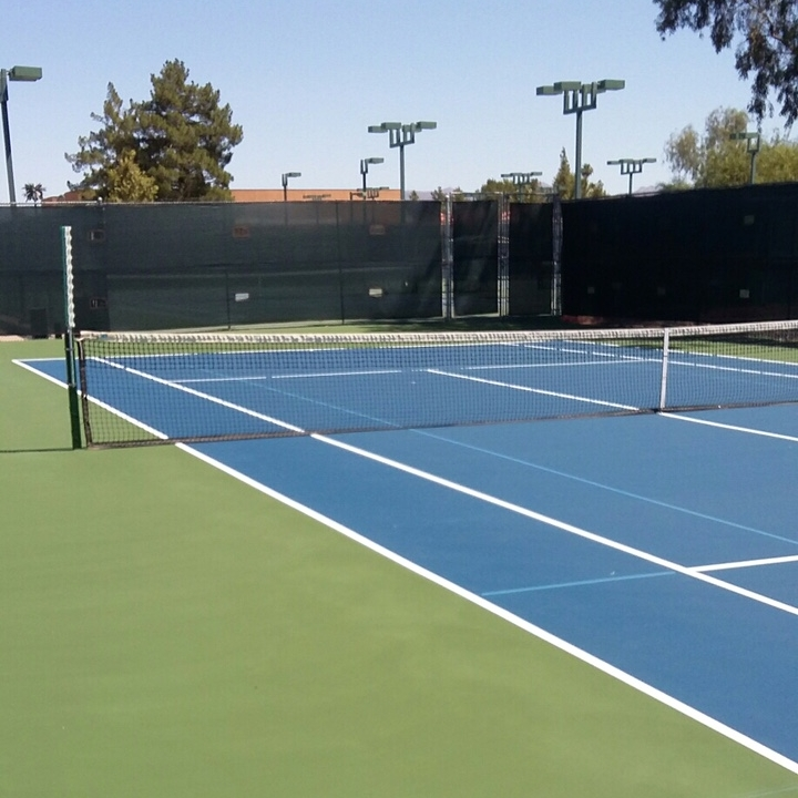 Indian School Park, City of Scottsdale (2016) / Constructed by Elite Sports Builders / Procured through the TCPN Purchasing Cooperative Contract.