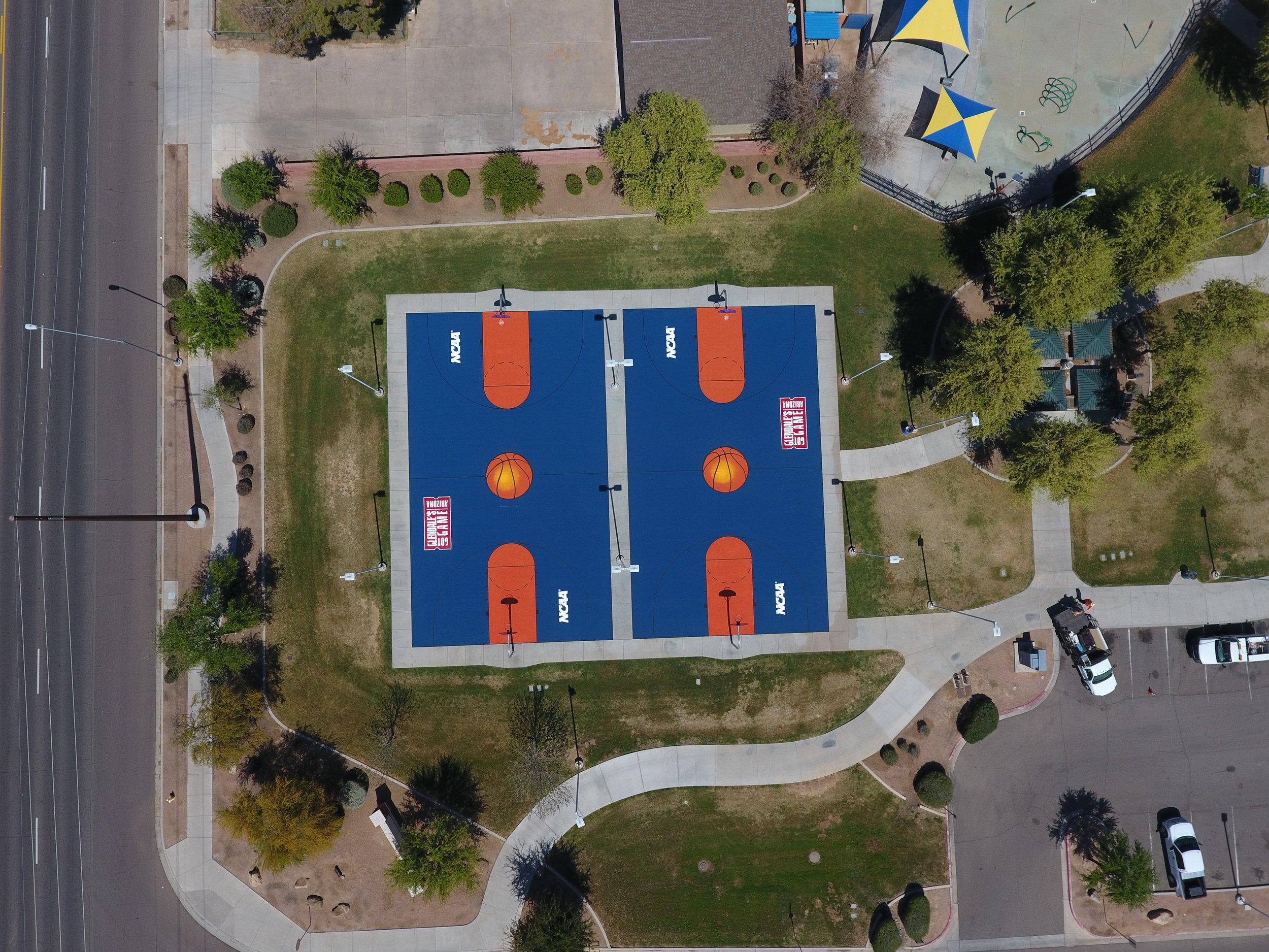 Glendale Heroes Park Basketball Ariel (57).JPG