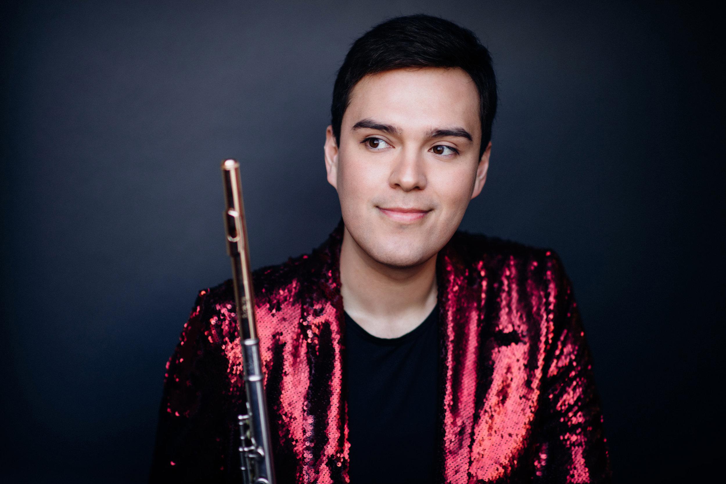 Ray Furuta, flute