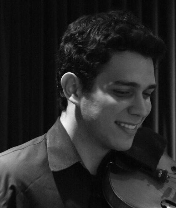 Matheus Souza, violin