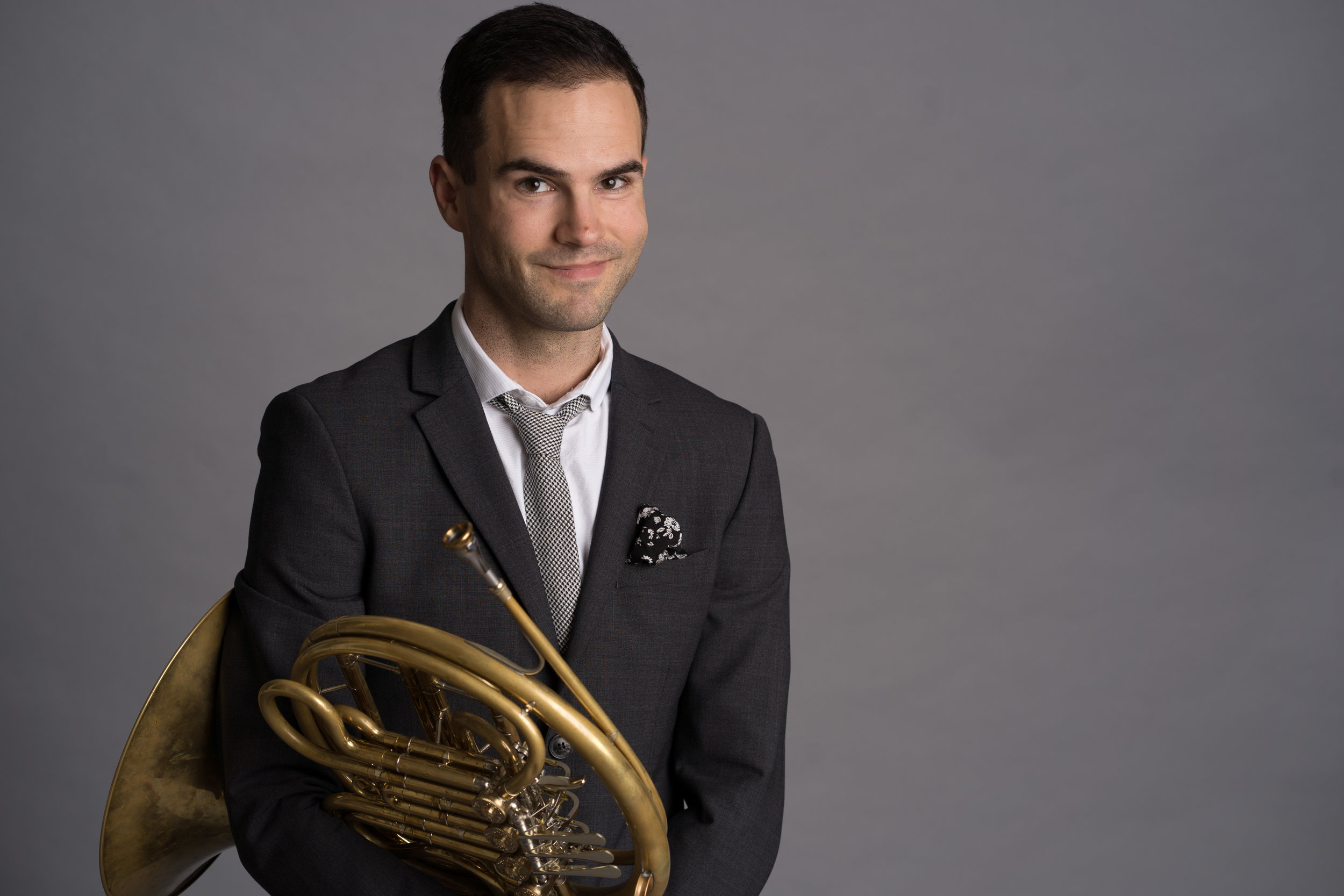 Patrick Jankowski, horn