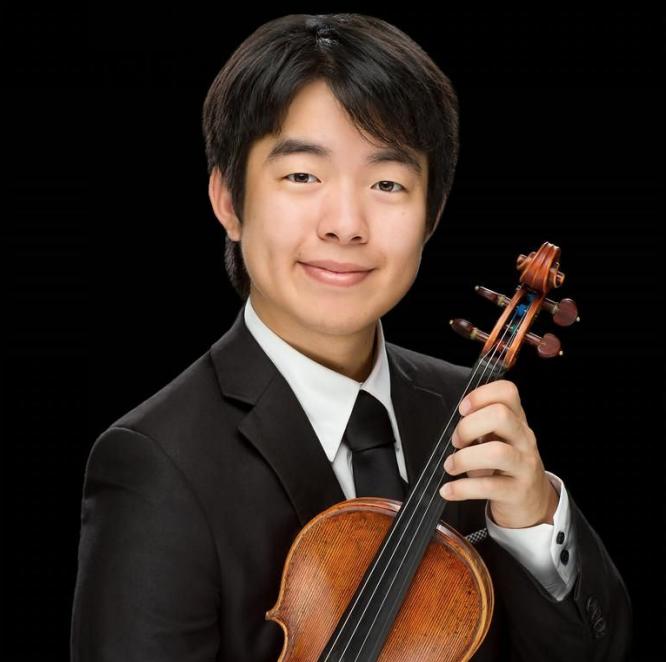 Brian Bak, violin