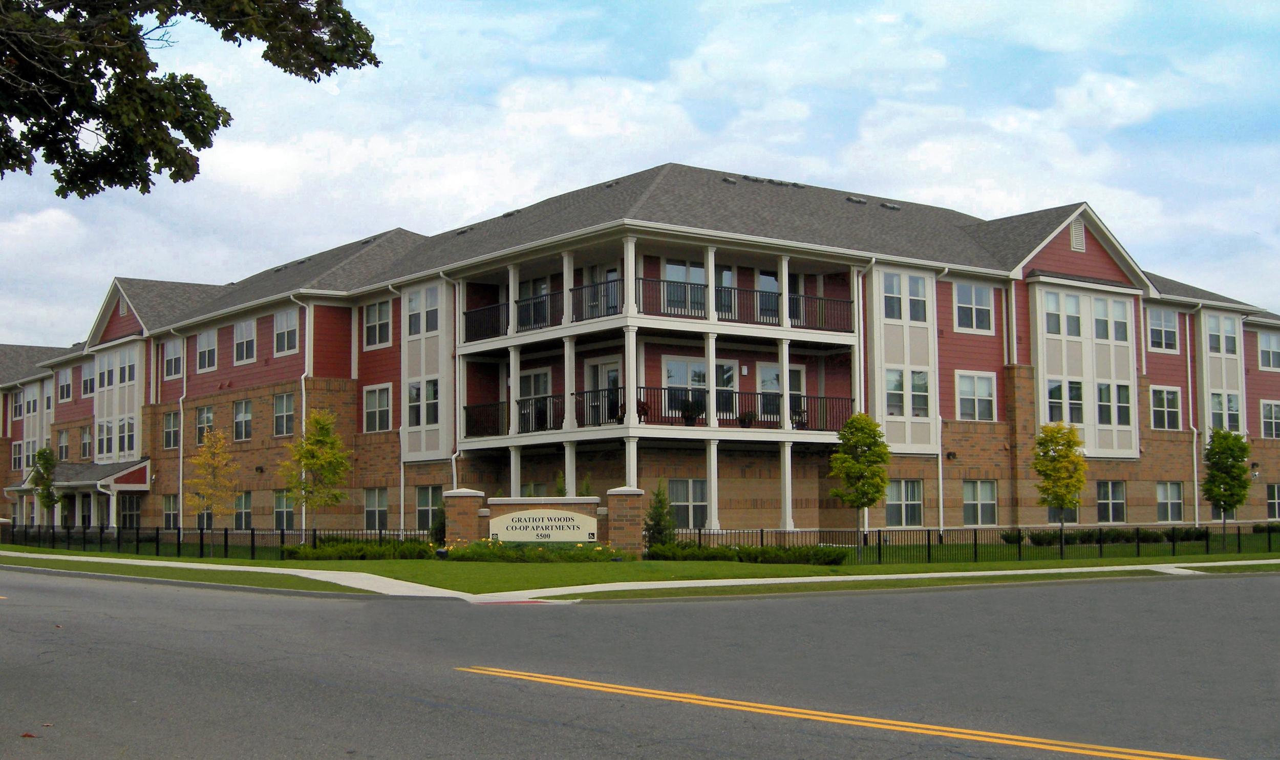 Gratiot Woods Apartments
