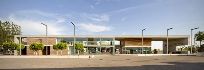 1st PRIZE | 1er PREMIO   Edificio polivante de Can Ramis, Alcudia | Mallorca  Completed | Completado