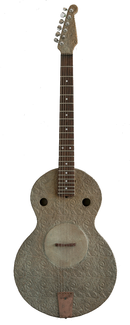 Six String Banjo Guitar