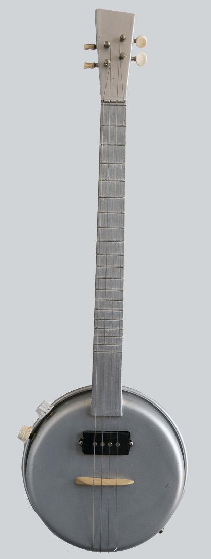 Four String Electric Banjo