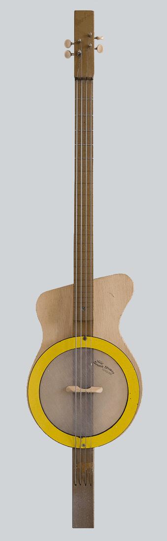 Metal String Bassjo