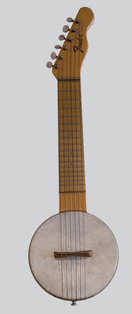 Six String Banjuke