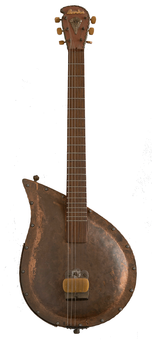 Copper Sitar