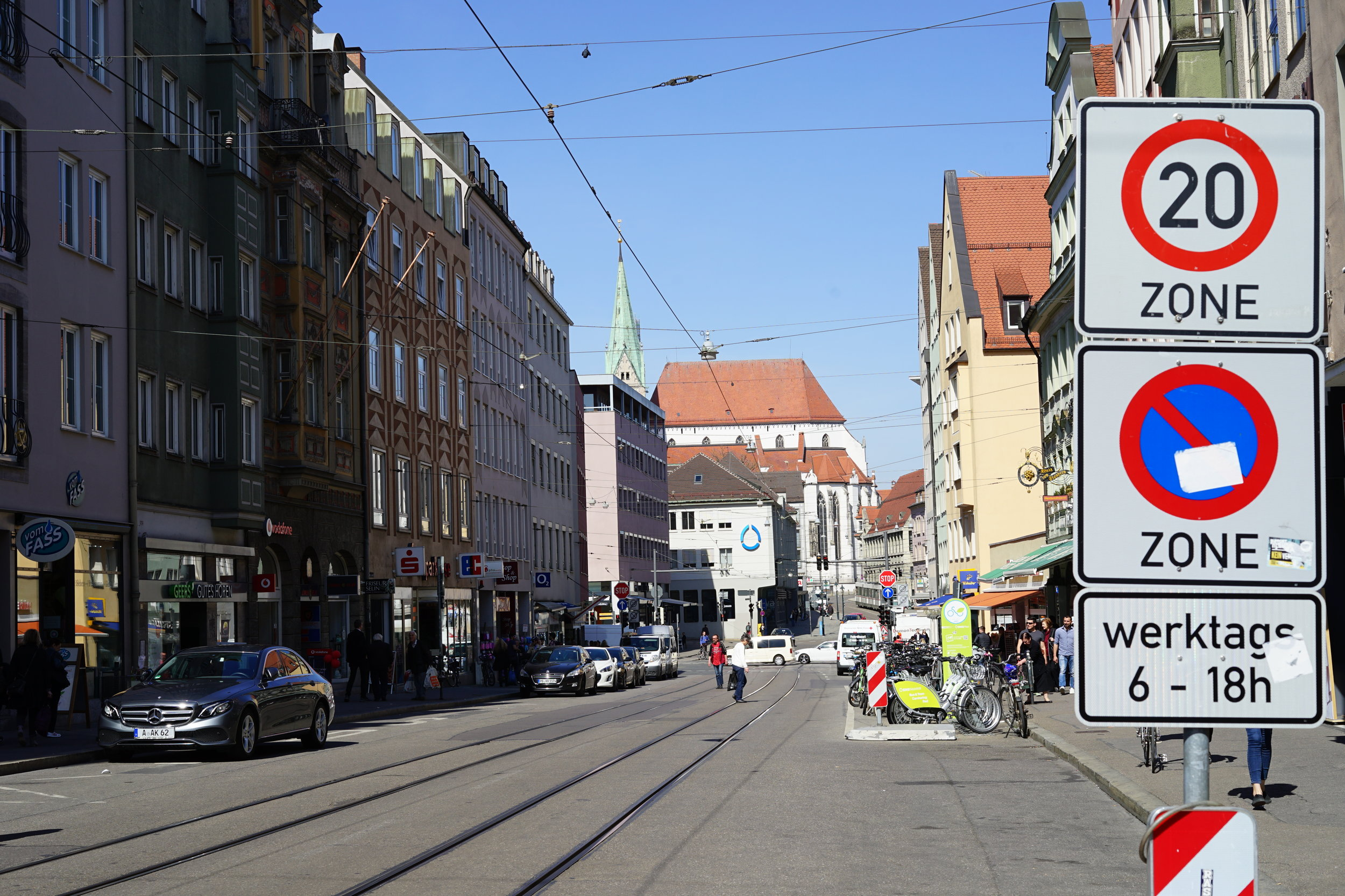 Old Town Augsburg