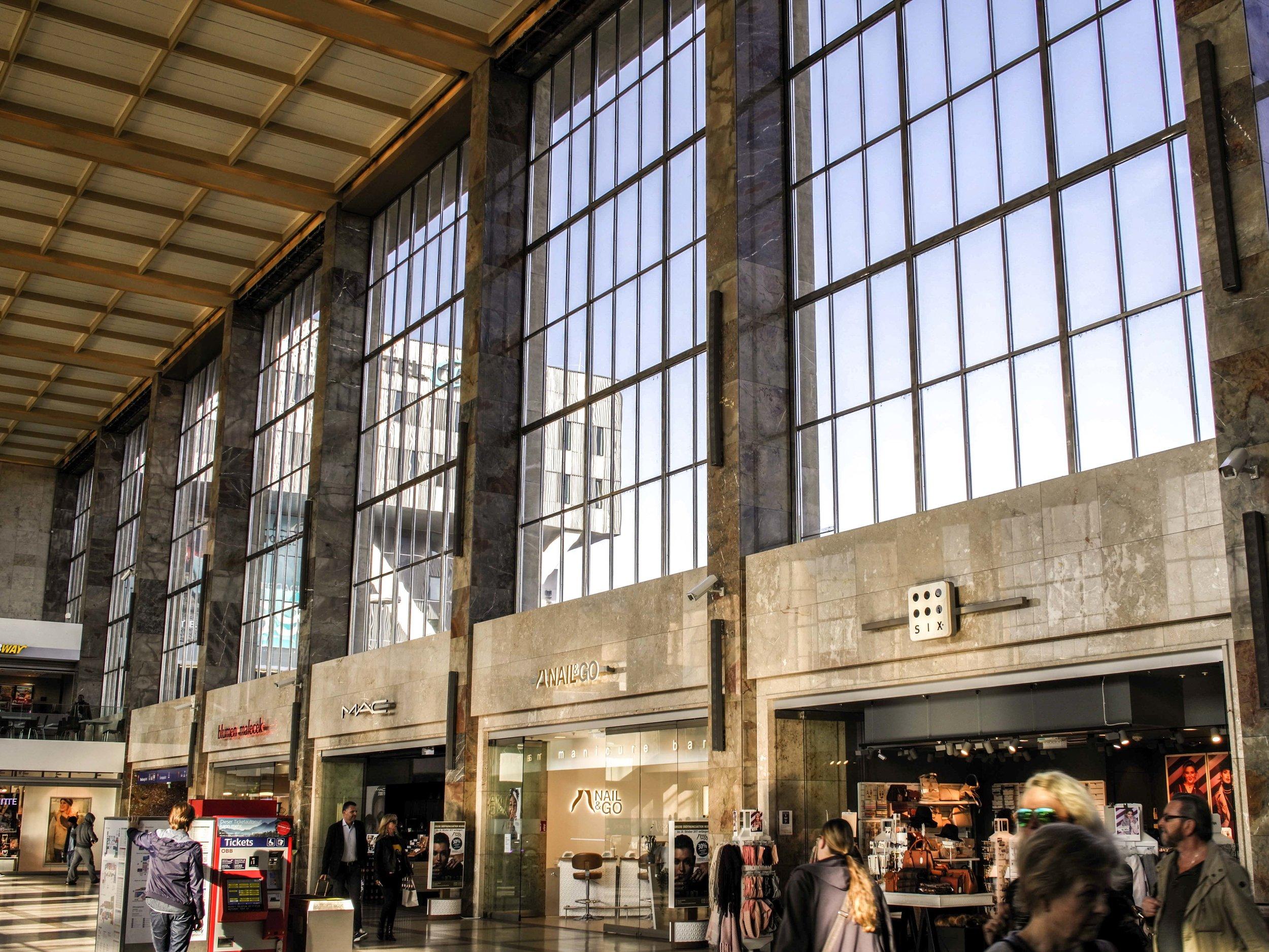 Vienna Westbahnhof
