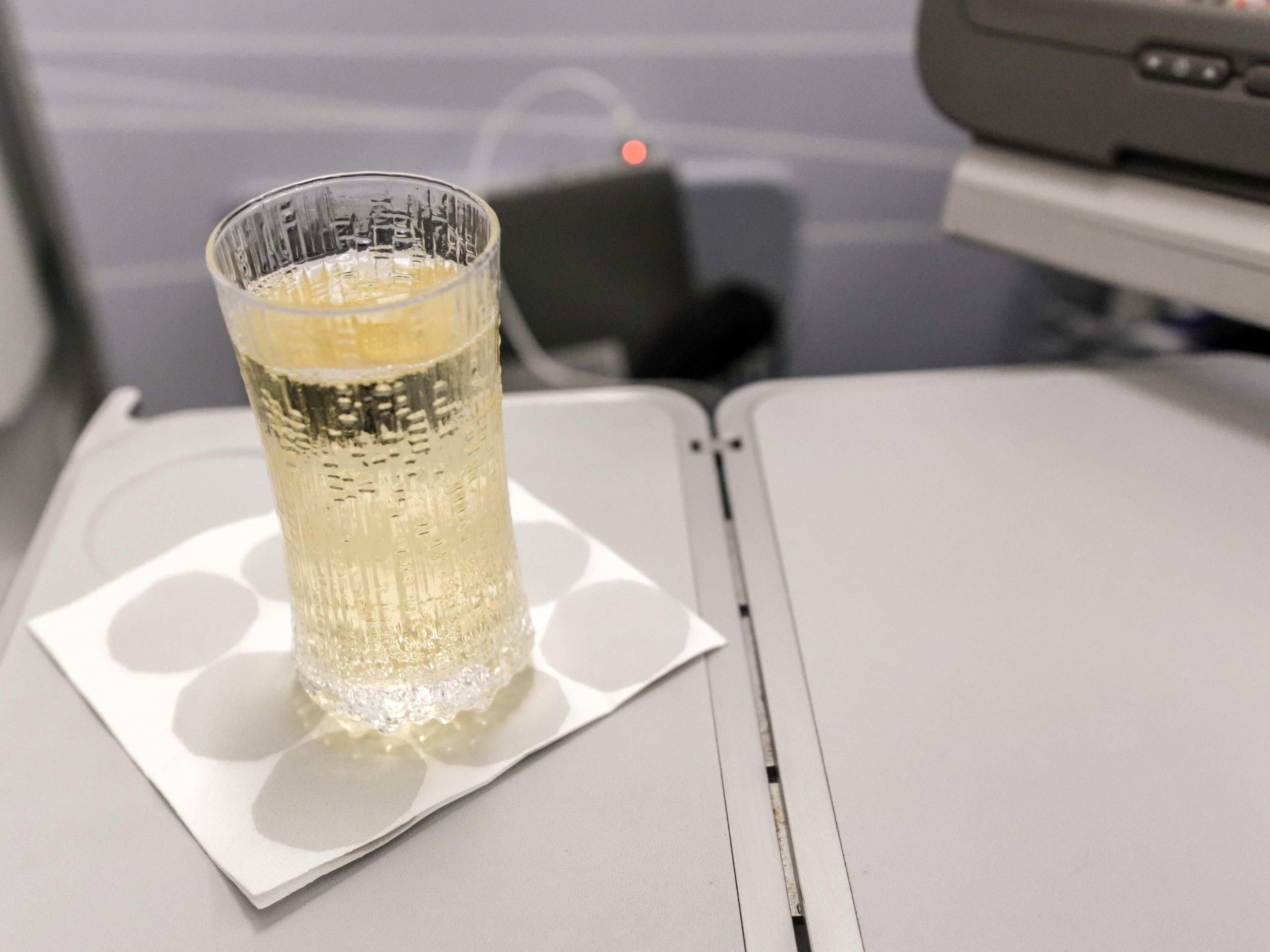Finnair A330 Helsinki to Chongqing