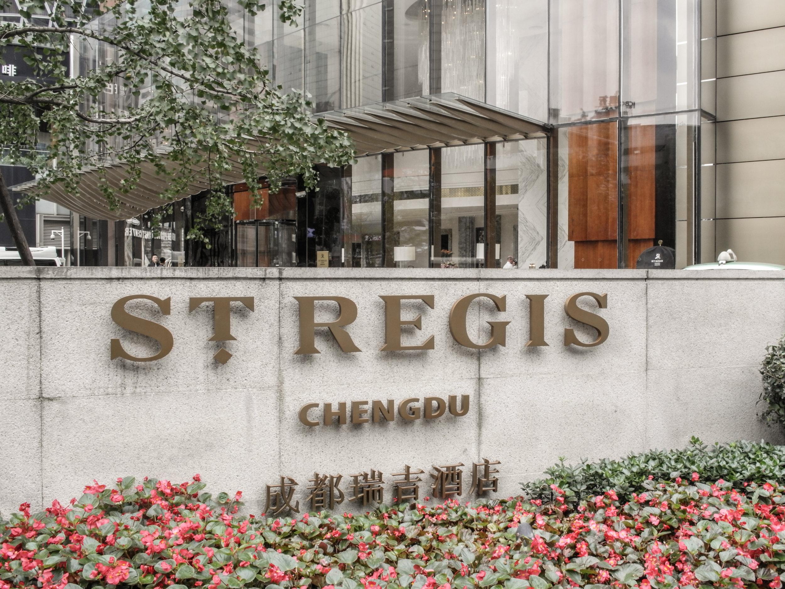 St. Regis Chengdu