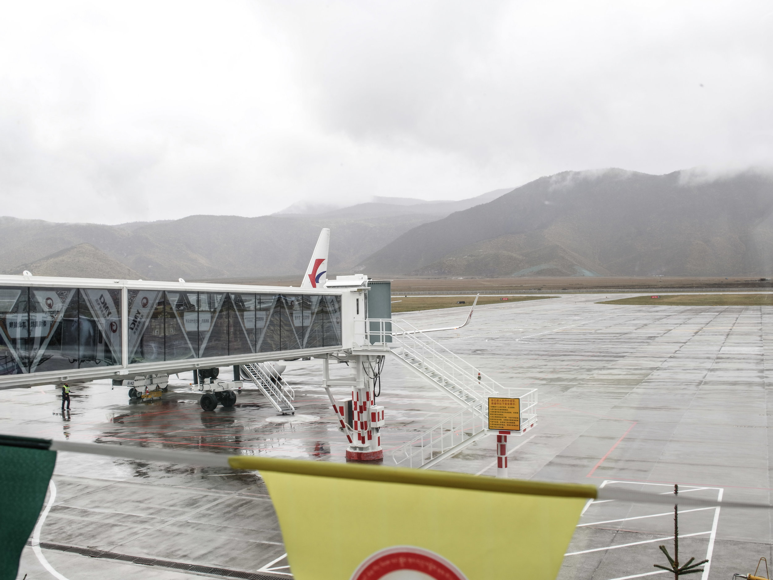 Diqing airport