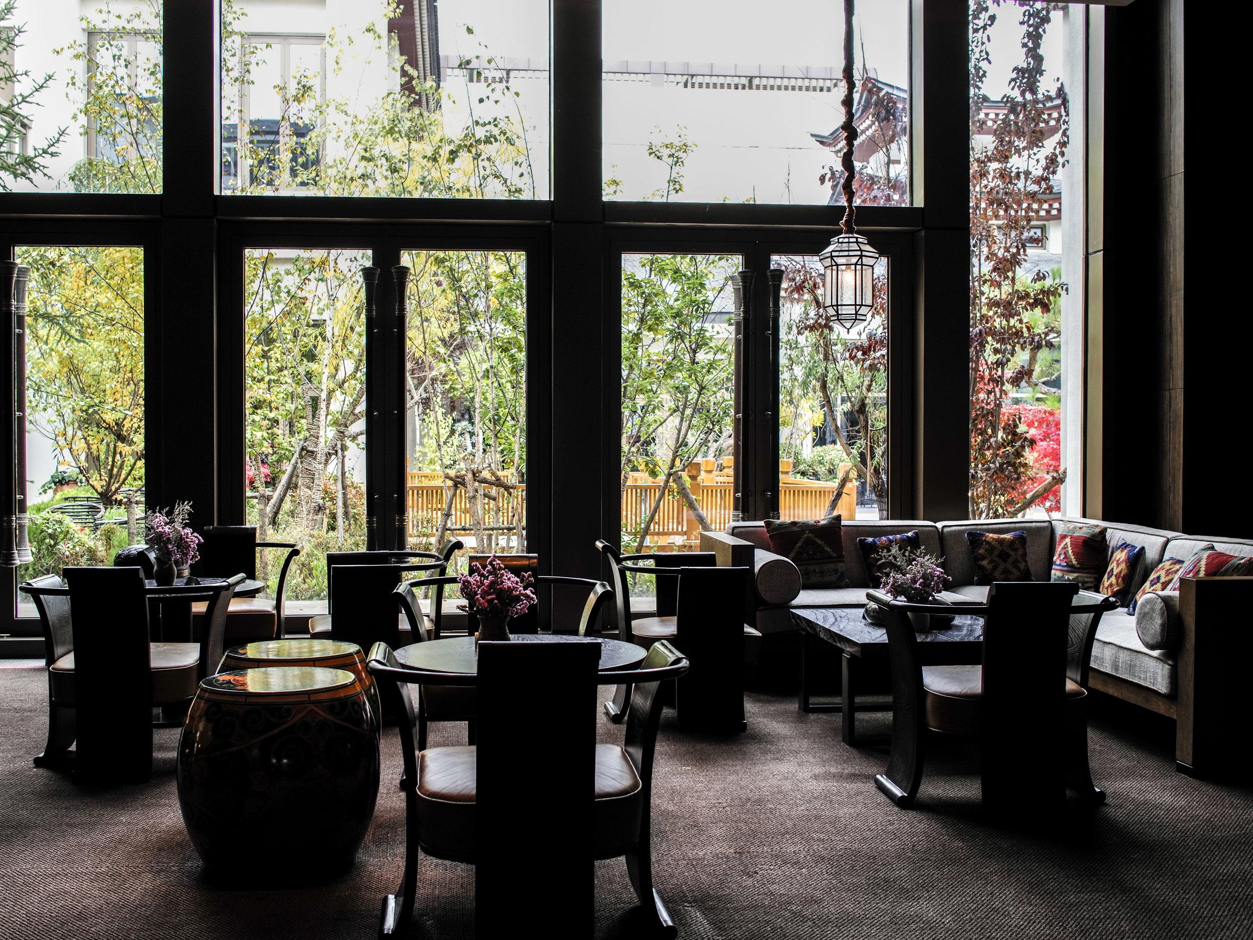 lobby - Shambhala Lounge