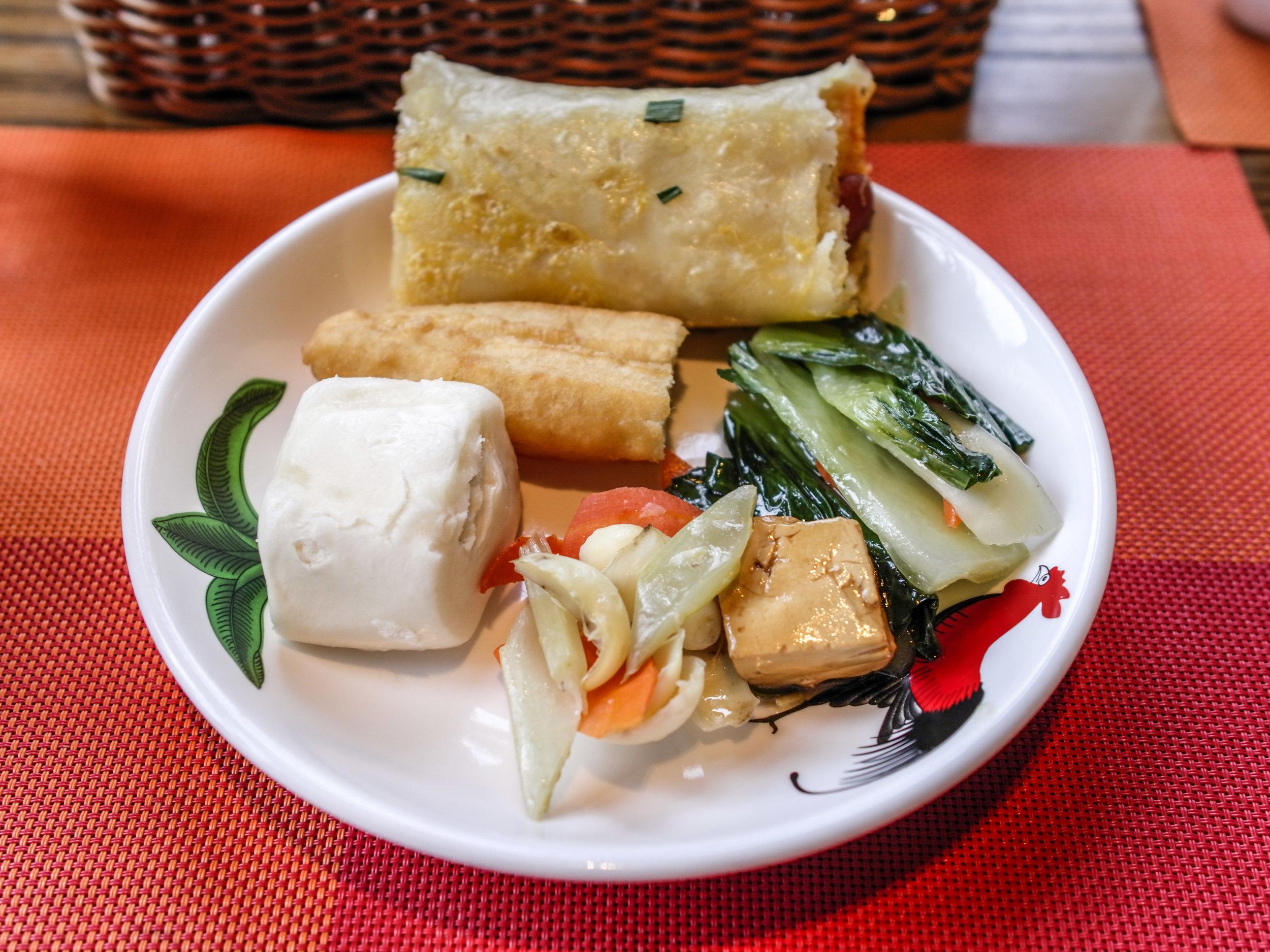 Ani's Kitchen - breakfast