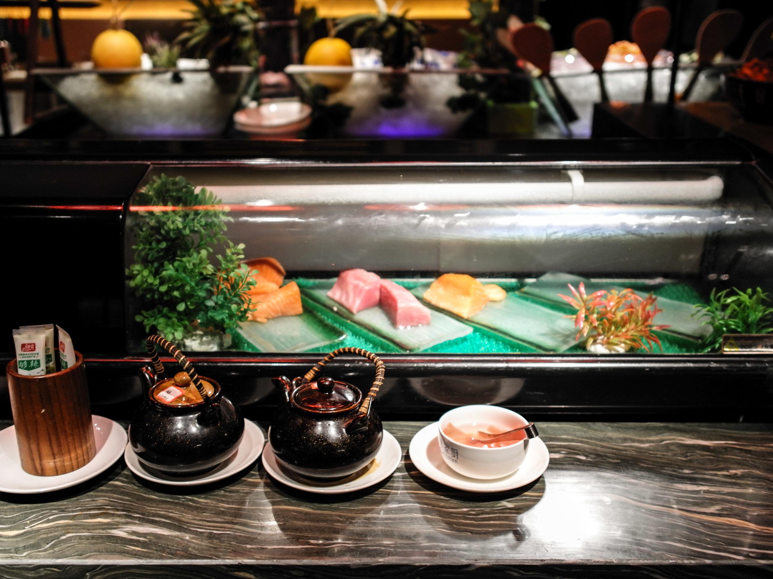 Ani's Kitchen - sushi bar