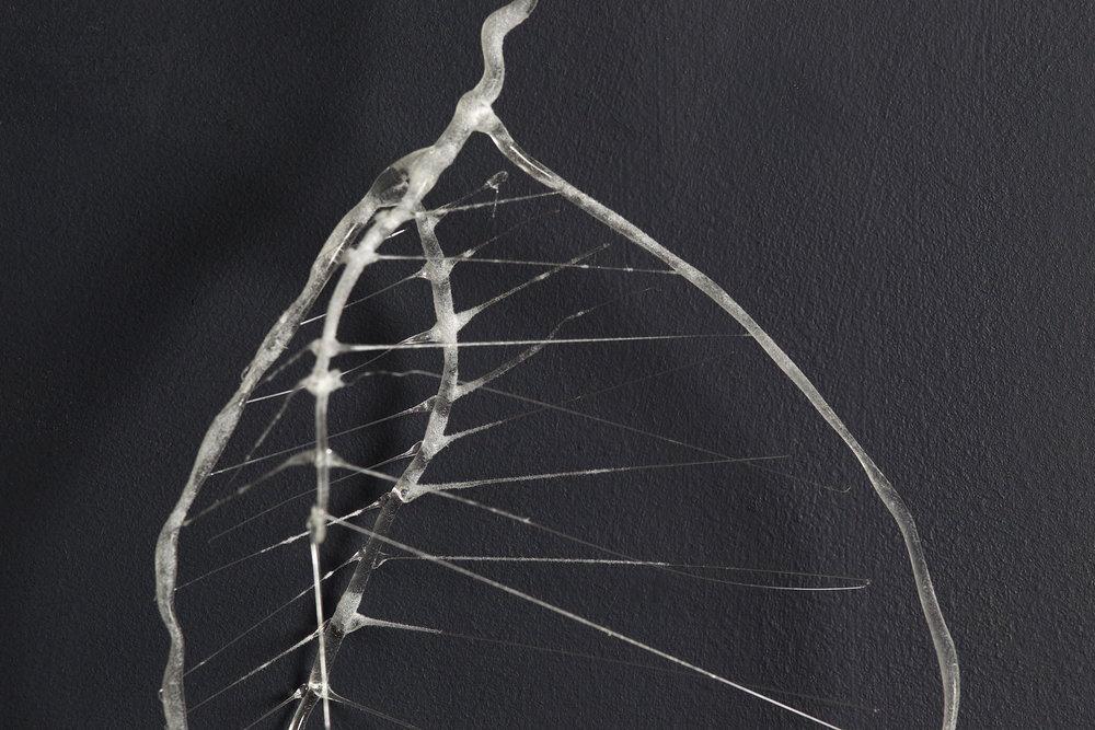 Dust Chrysalis / detail