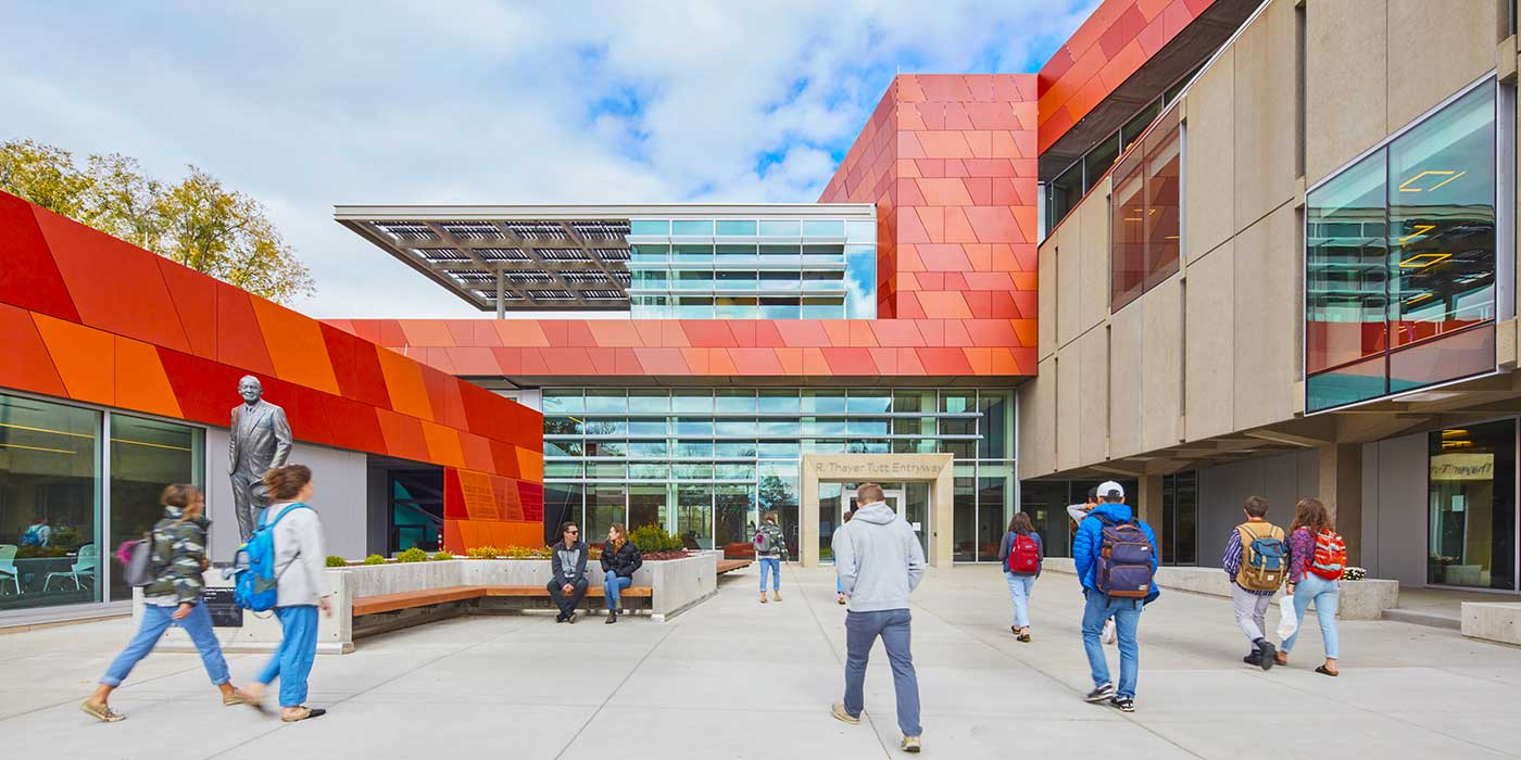 Colorado College Tutt Library
