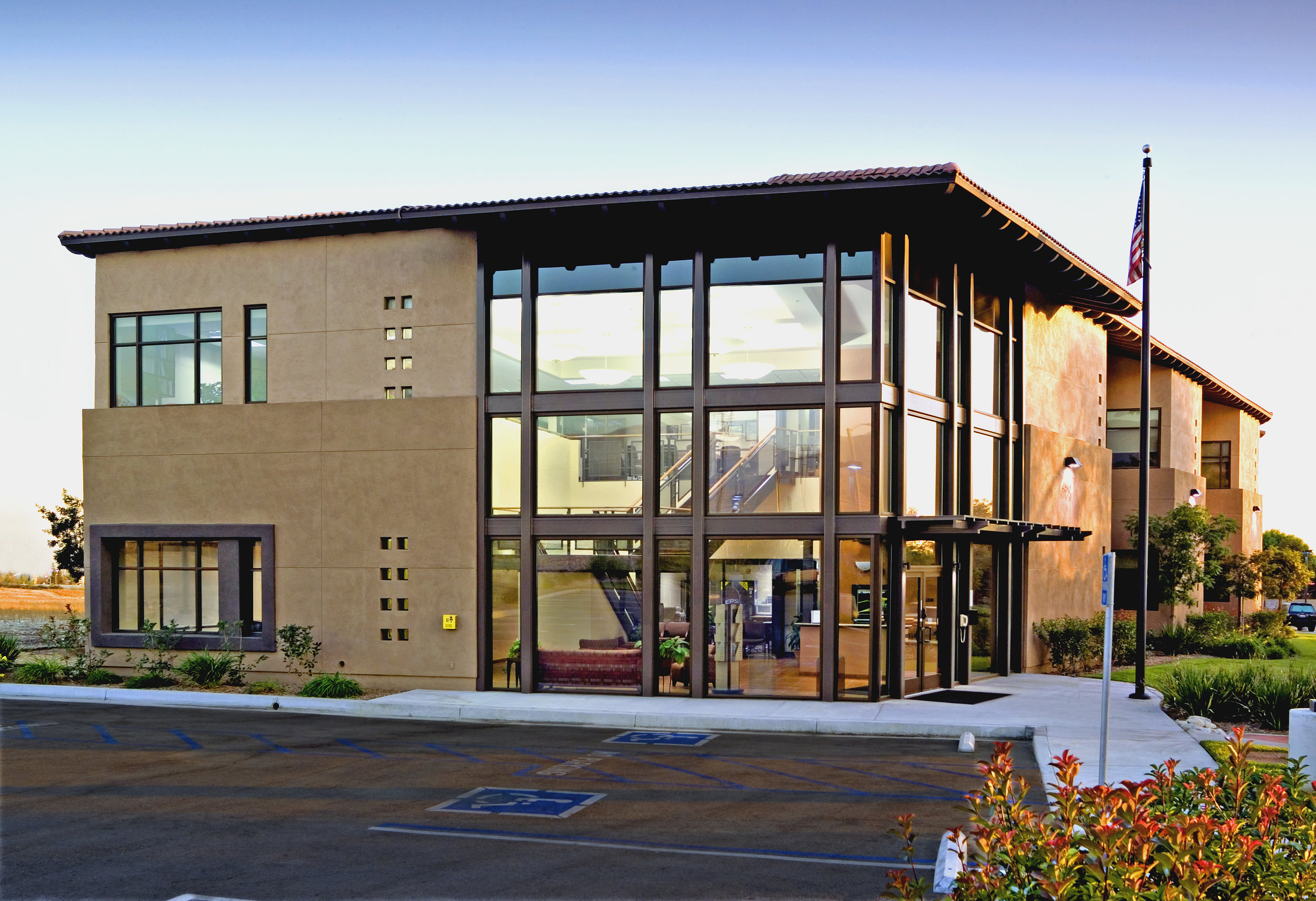 Claremont Mckenna Development Offices