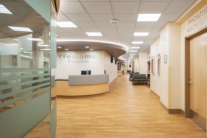 LA County USC Medical Center Outpatient Department