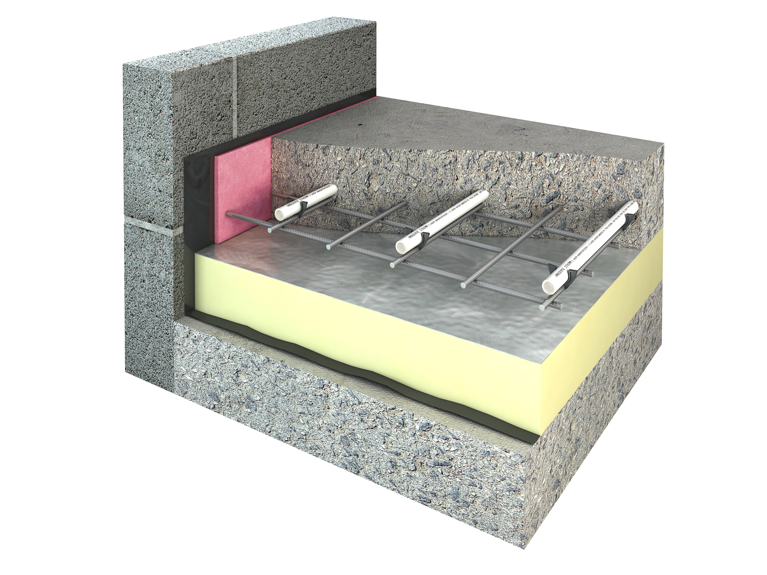 Ambistructural UFH