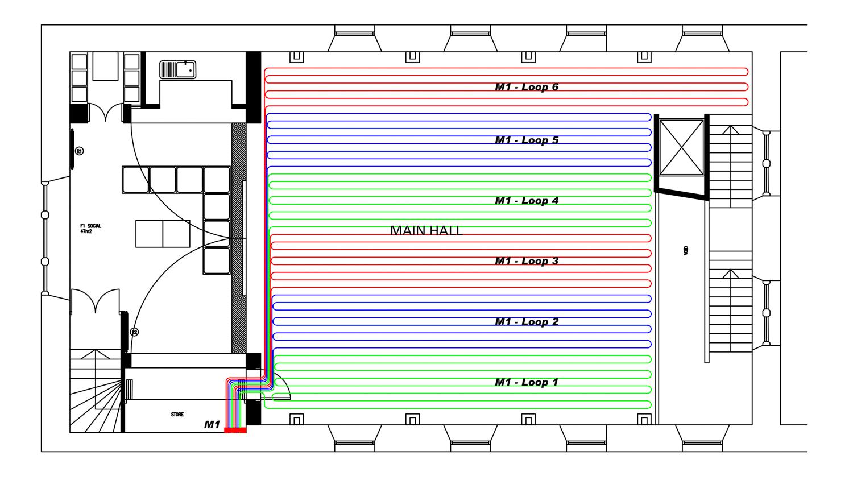 Incognito - Project Ark UFH