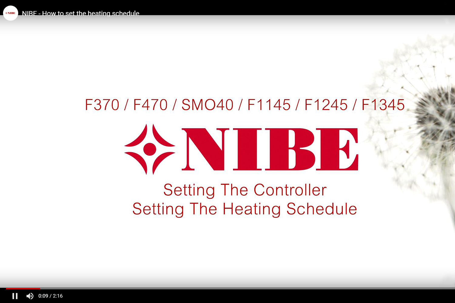 How do I clean the air filter on my exhaust air heat pump? How do I find the serial number on my heat pump? - Go to the NIBE 'How to' videos.