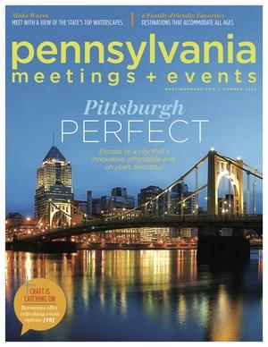 Pennsylvania Meetings + Events Magazine   Travel Directors: A Meeting Planner's Secret Weapon  By Jeffrey Cesari  Summer 2014