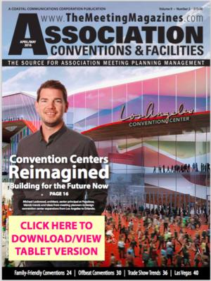 Association Convention & Facilities     Destination Report: Las Vegas   By Maura Keller  April 1, 2016 Pages 40 - 48