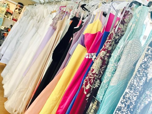 Prom dress alterations, or anything else!