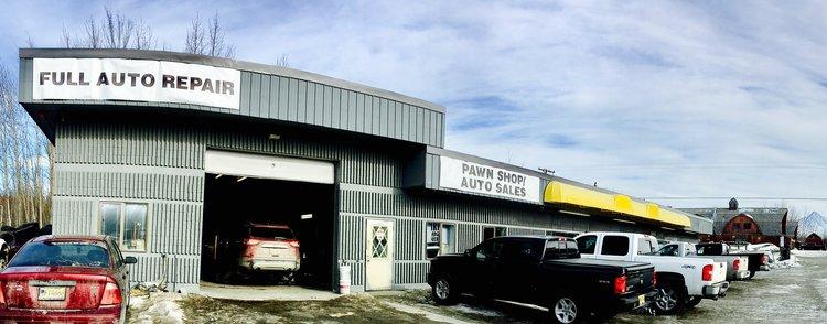 Full service auto repair